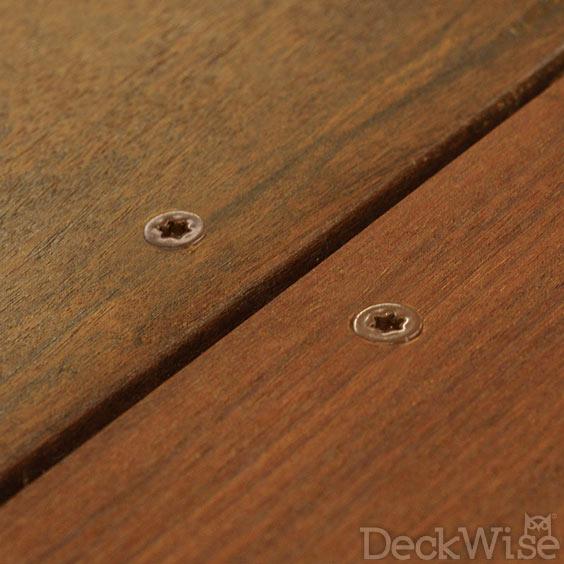 Stainless Steel Deck Building Screws Amp Fasteners Deckwise