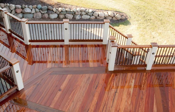 Hardwood Decking Proper Specifications And Installation