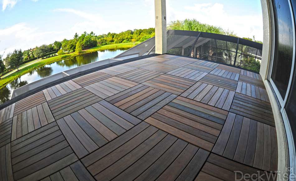 Deckwise Deck Tiles