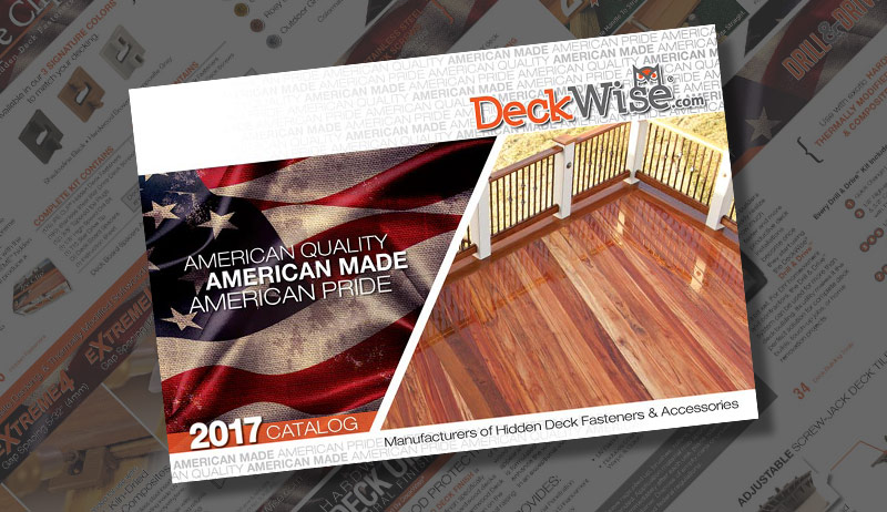 DeckWise Product Catalog