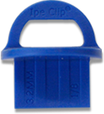 1/8 inch Deck Board Spacer by DeckWise