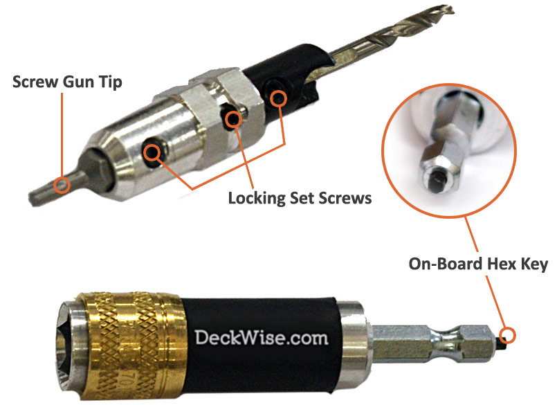 Drill and Drive Drill Bits and Tips
