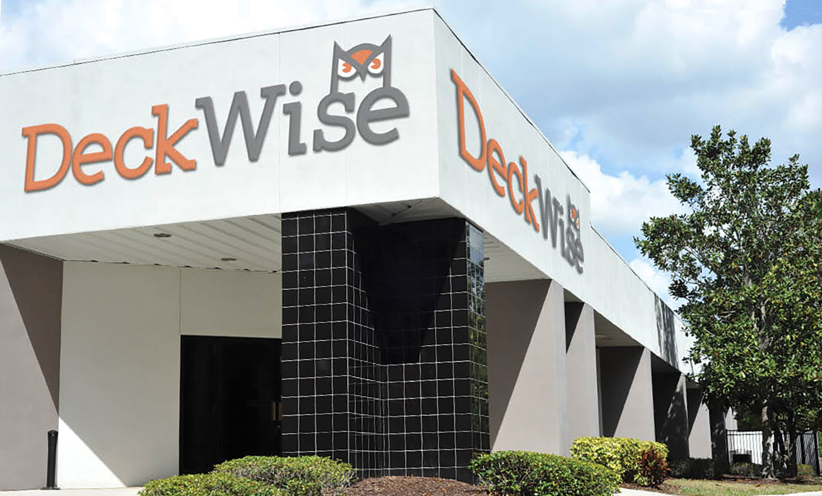 DeckWise facility in Bradenton, FL