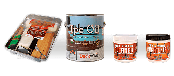 deckwise restoration kit products