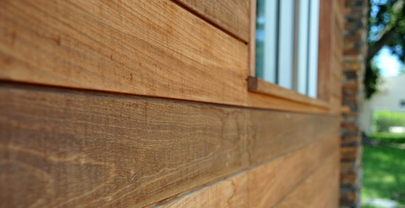 hardwood siding on house hidden siding fastener