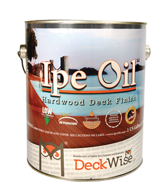 ipe oil hardwood finish