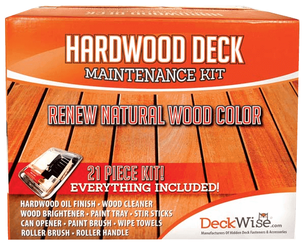 deckwise maintenance kit