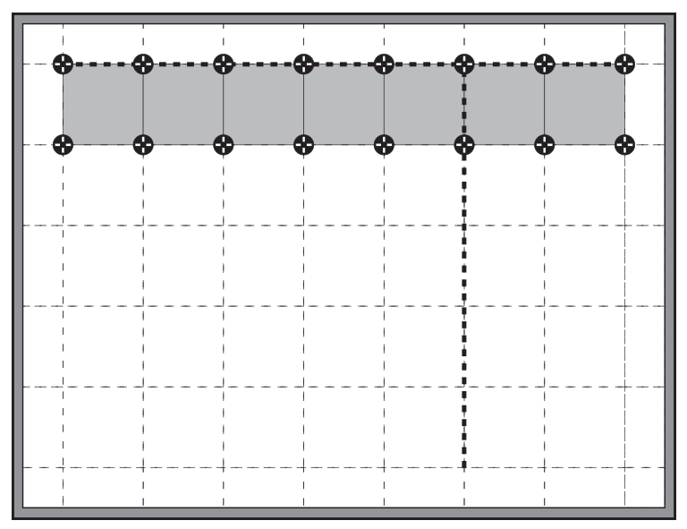 Altitudes Pedestal® starting point grid layout
