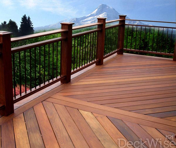 Price To Build An Outdoor Deck