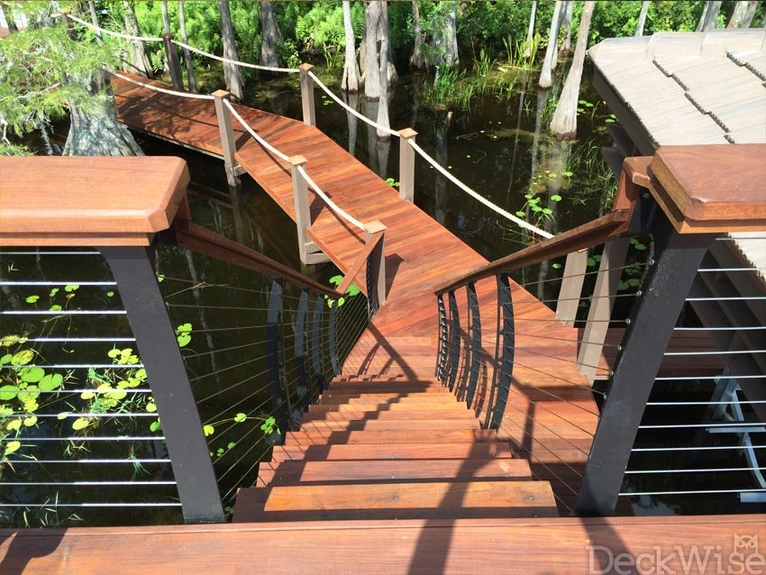 Exotic Ipe Oil® Hardwood Finish & UV Protectant | DeckWise