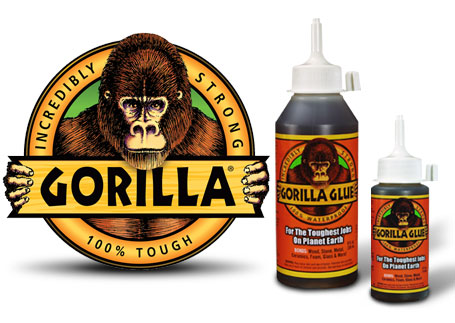Gorilla Glue® Wood Adhesive