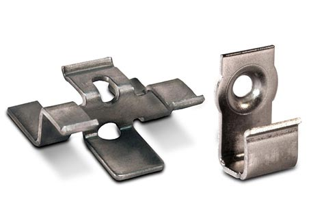 Stainless Steel Hidden Siding Fastener Clips