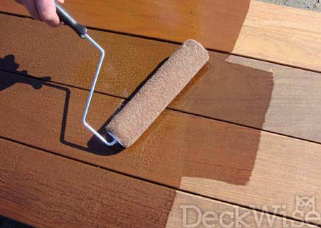 Ipe Oil Hardwood Deck Sealant
