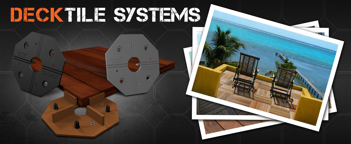 Deck Tile Systems