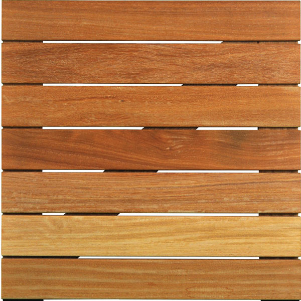 cumaru deck tile 20 inches