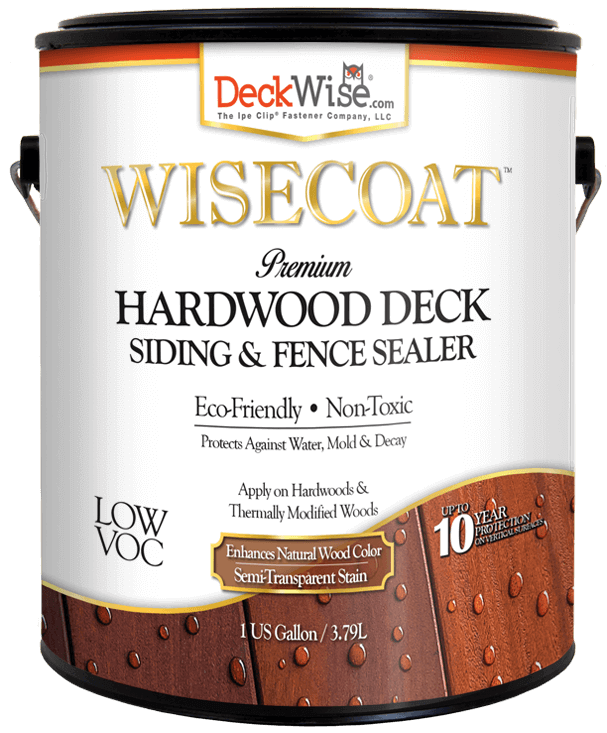 WiseCoat Hardwood Sealer