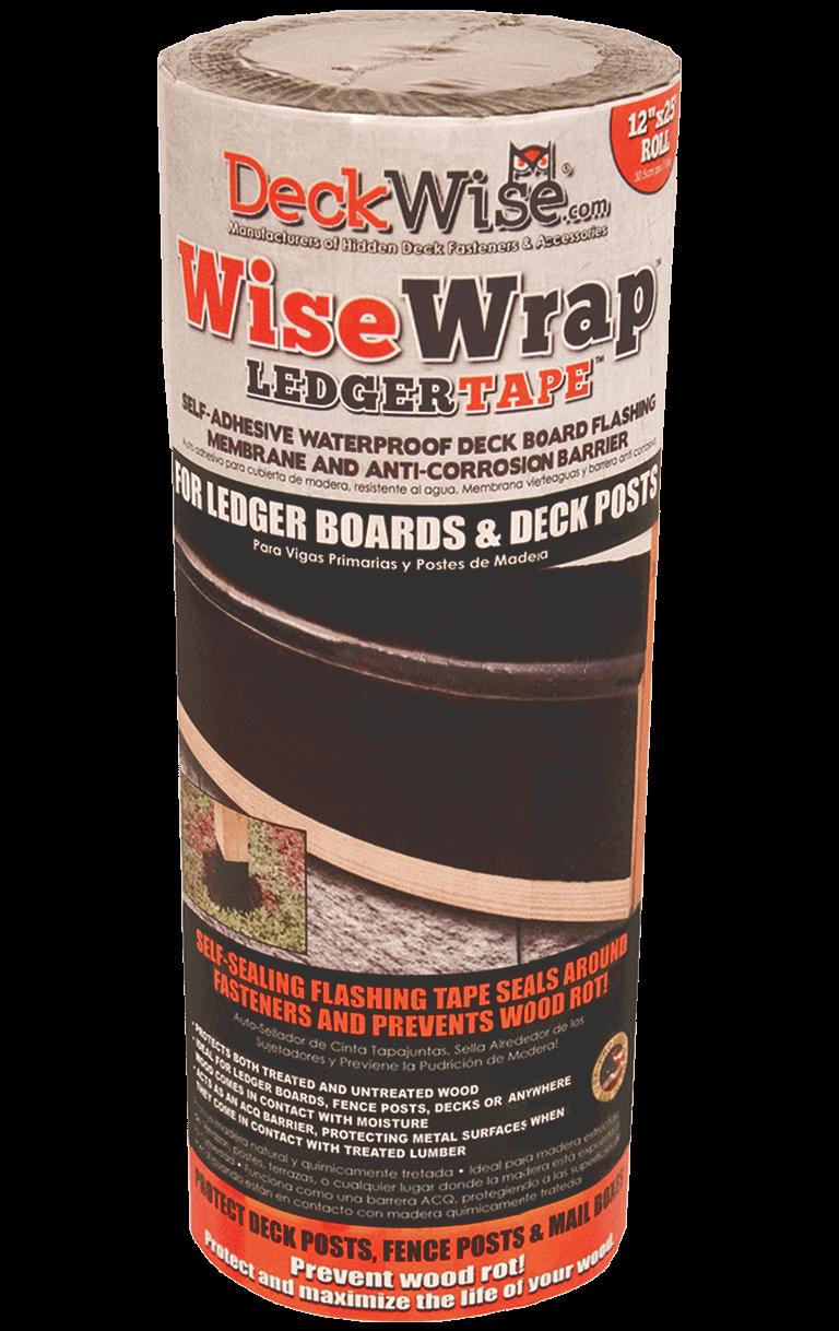 Wisewrap Ledgertape 174 Protect Posts Amp Ledger Boards
